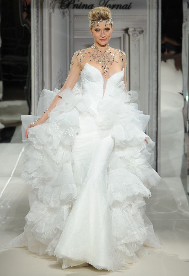 images of the most outrageous wedding gowns - Google Search | The ...