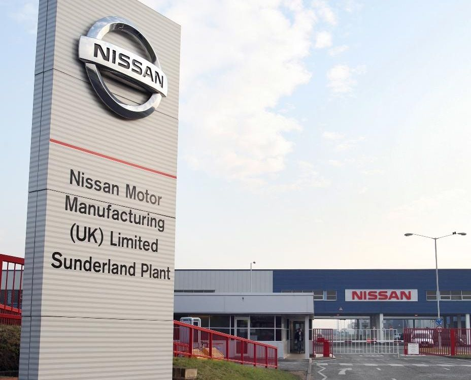 We are 15 minutes drive from the Nissan factory in Washington. https