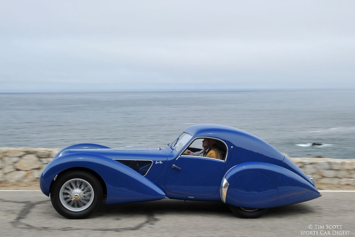 Pebble Beach Tour d'Elegance 2014 - Photo Gallery | Classic sports cars,  Cars, Classic cars