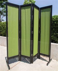 gensun outdoor screen accessory blue or green outdoor patio