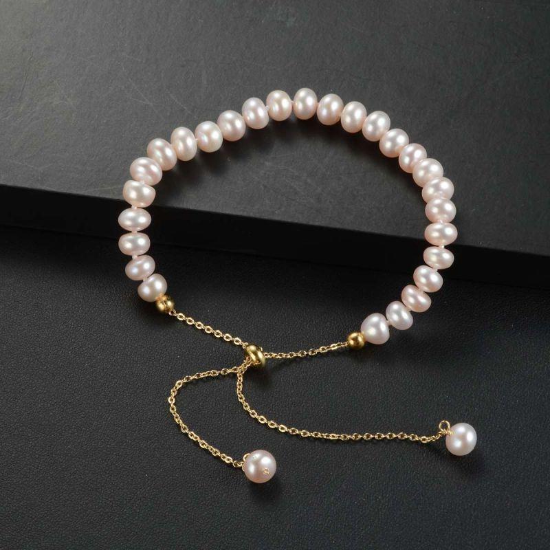 Genuine pearl bracelet,18k gold clasp Pearl Bracelet,Freshwater pearl,Seed pearl,bracelet Dainty jewelry,Simple bracelet,Christmas gifts