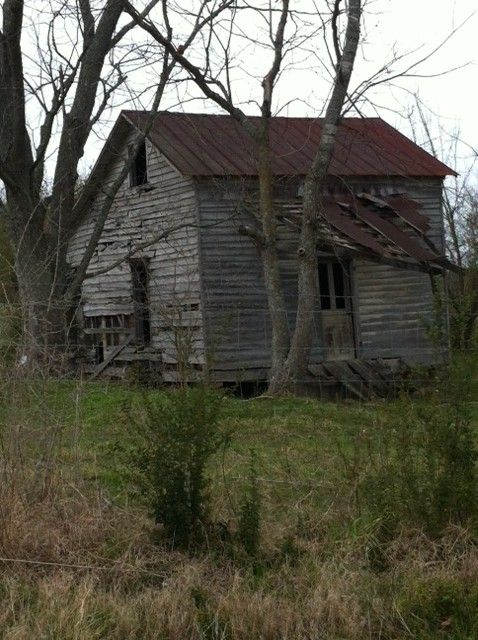 Abandoned Farm House Maury County Tennessee Old Farm Houses Old Abandoned Buildings Abandoned Farm Houses