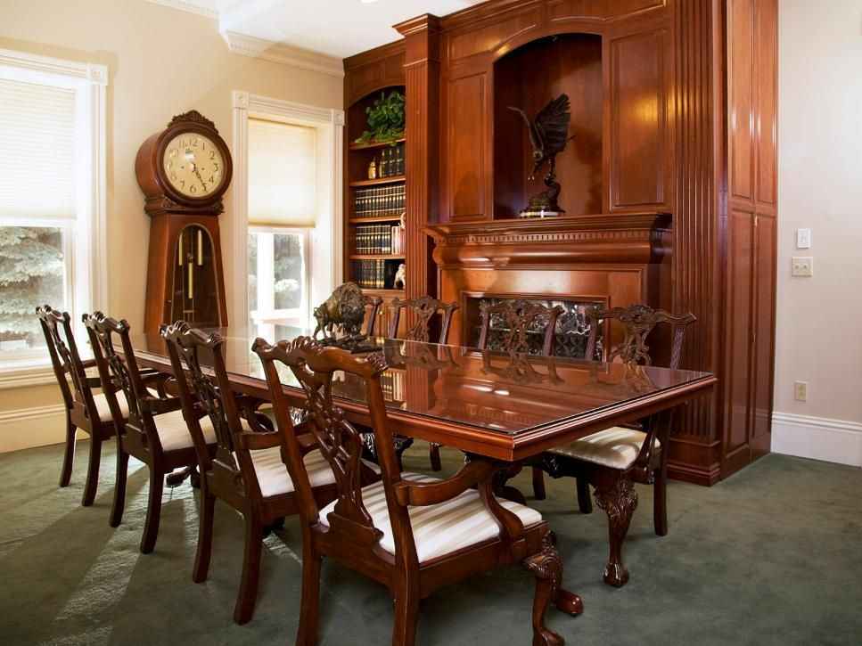 The Experts At Hgtv Com Share Victorian Style Dining Room Designs