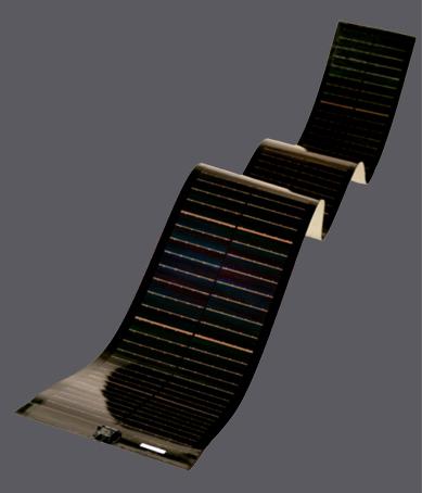Global Solar 270w 315w Powerflex Bapv Flexible Cigs Solar Panel Solar Panels Flexible Solar Panels Solar