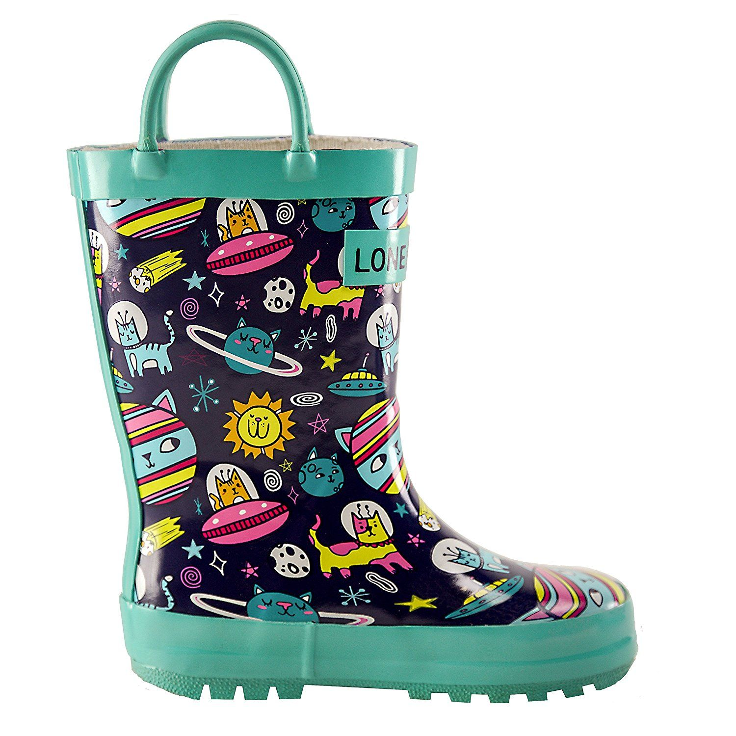 Patterned Rain Boots Awesome Ideas