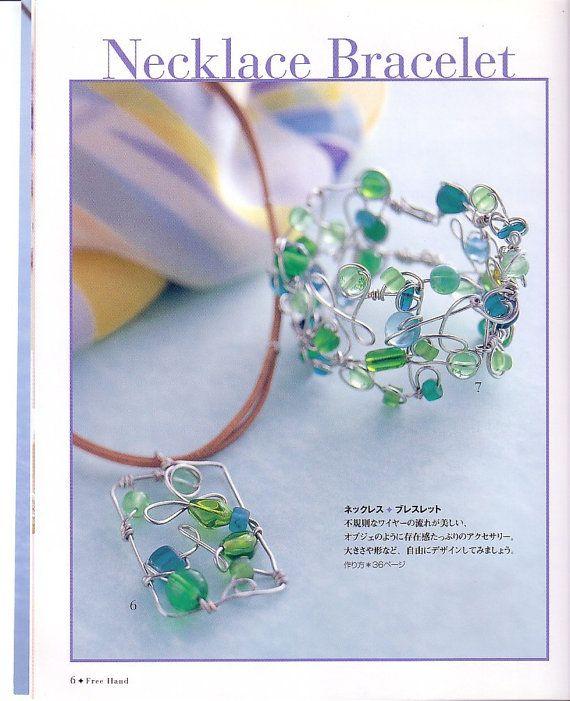 Beads and wire works original accesories Magazine por KokorobyIsa ...