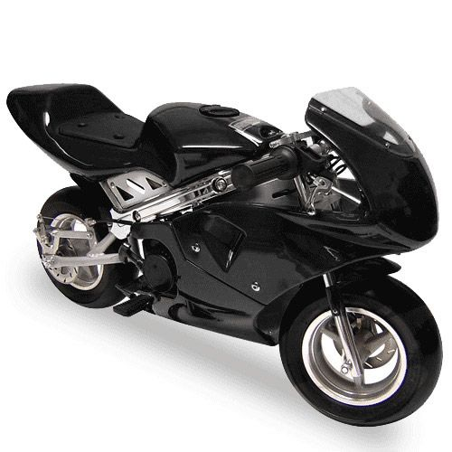 The Original California Pocket Bike, mini motorcycles, mini