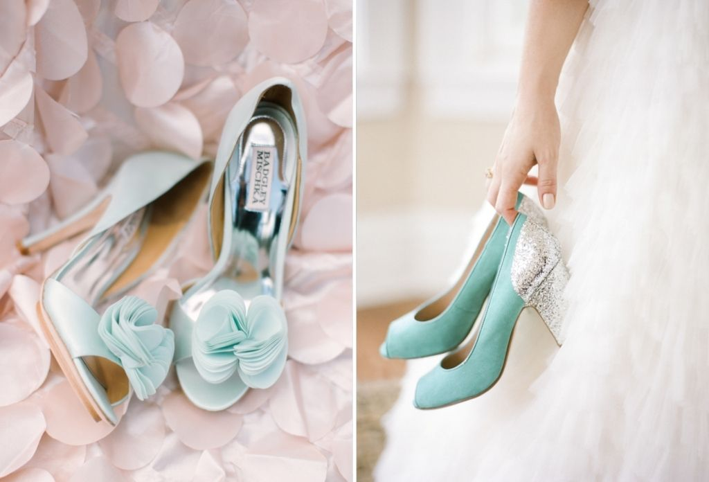 Inspiring Article Pop Of Color Tiffany Blue Bridestory Blog
