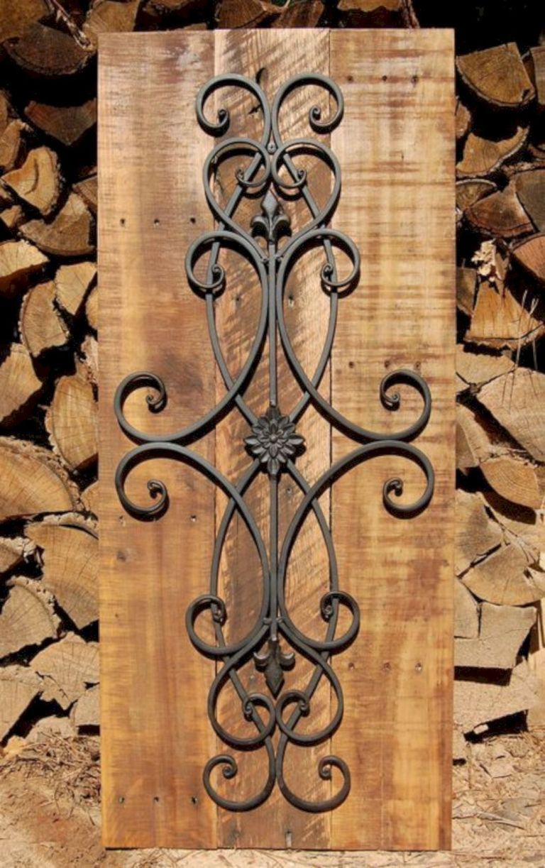 10 Superb Iron Wall Decorations Futurist Architecture Source By