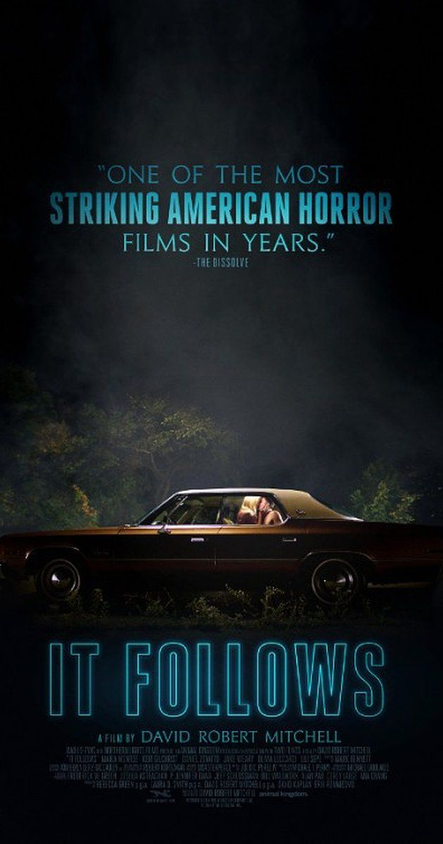 It Follows 2014 Scary Movies Horror Posters Best Movie Posters