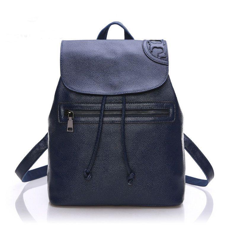 Oferta de moda bolsos mochila de cuero resistente para mujeres nuevos  modelos  SD91042  - €52.28   bzbolsos.com f23d961ab11