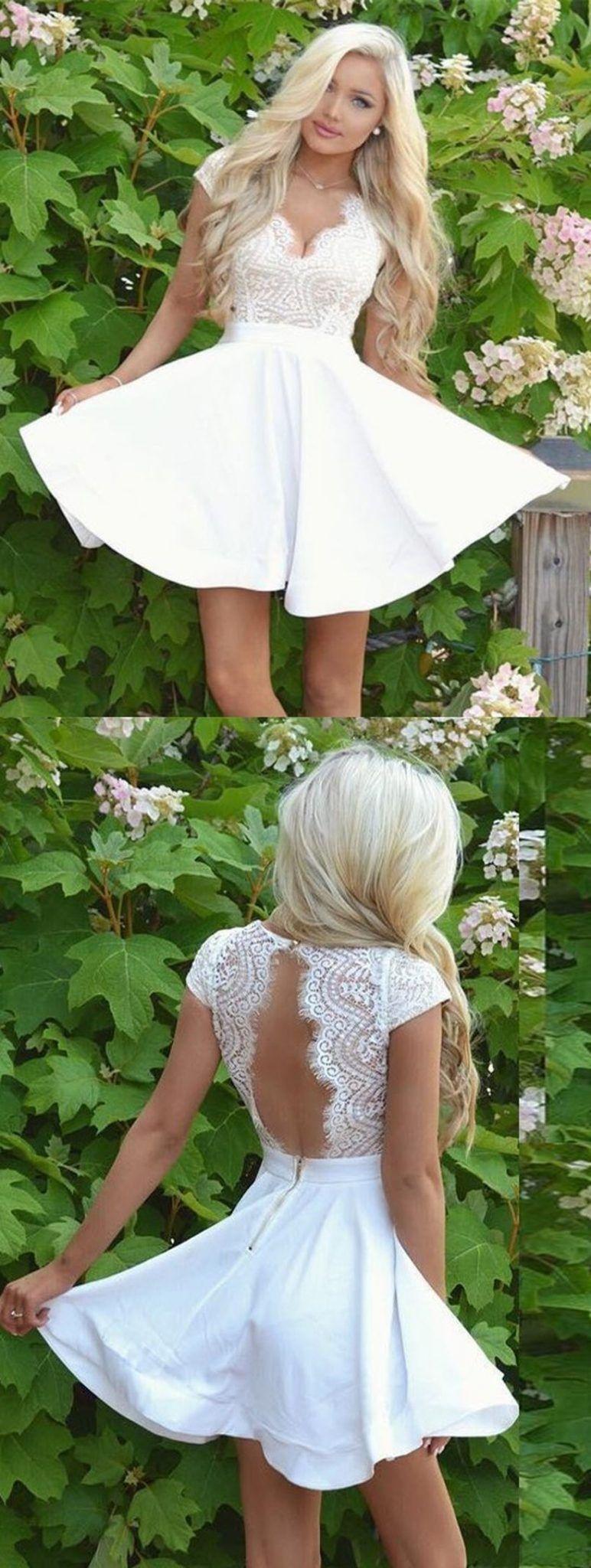 cute short dresses formal
