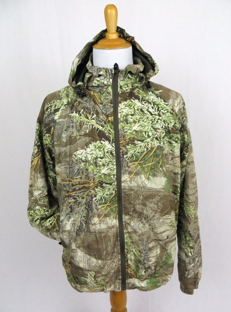 f876f96f3153f Cabela's Advantage Max-1 Camo Jacket Medium Hunting Hooded Windshear Dry  Plus #Cabelas
