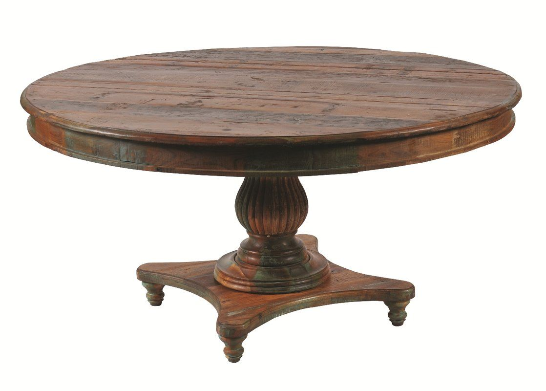 Mcdonnell 42 Dining Table Dining Table Round Furniture Table