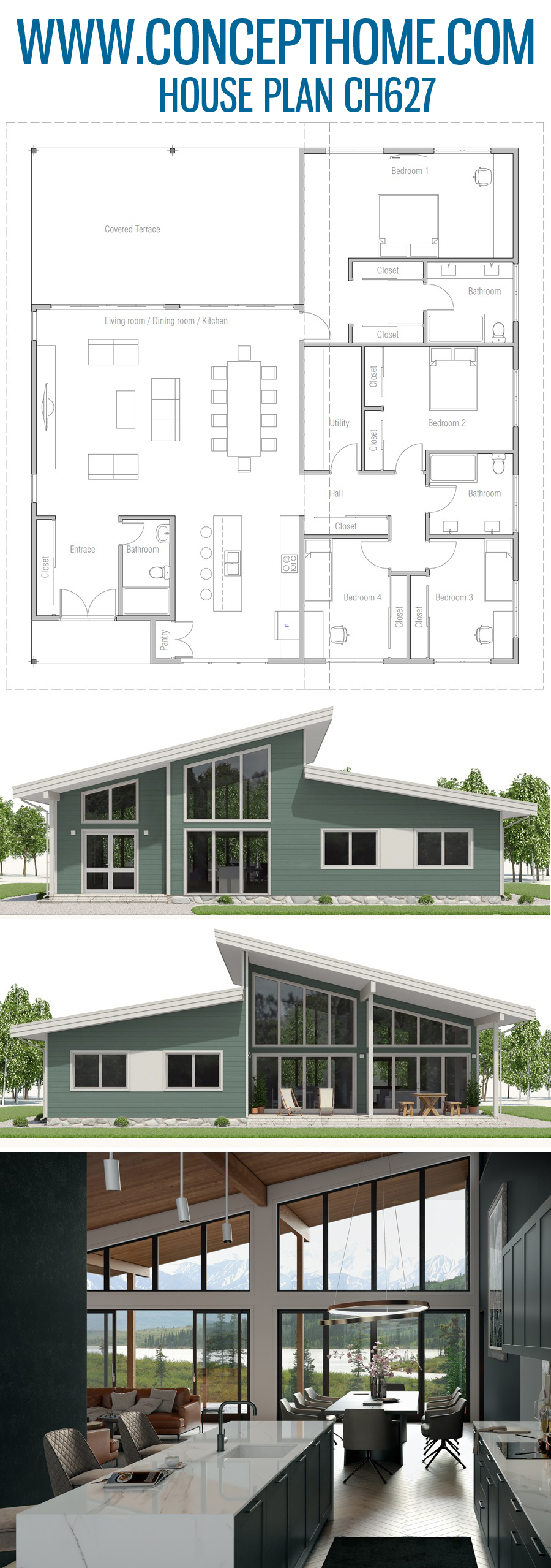 Photo of House Plan CH627