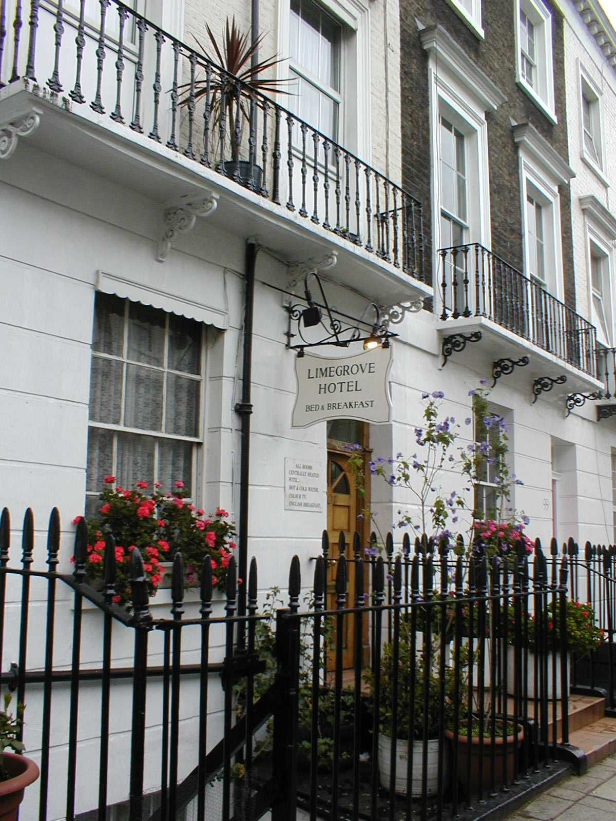 Bed & Breakfast, Victoria, Hotel Westminster Limegrove