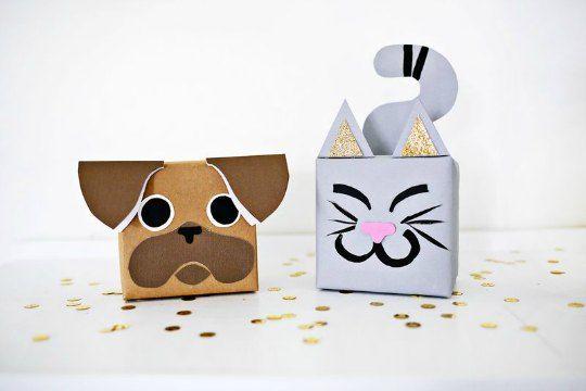 50 Formas Divertidas de Envolver Regalos Envolver regalos de forma