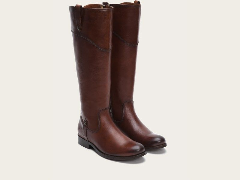 FRYE | Melissa Tab Tall - Redwood · Frye Melissa BootsWomen's ...