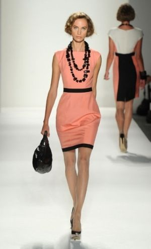 nyc fashion week--love this! so lady like by FATIMA CACIQUE
