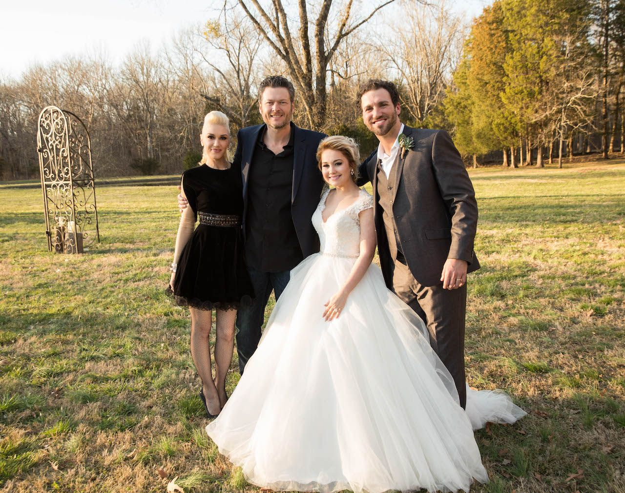 EXCLUSIVE Inside RaeLynn's Whimsical Wedding! See the