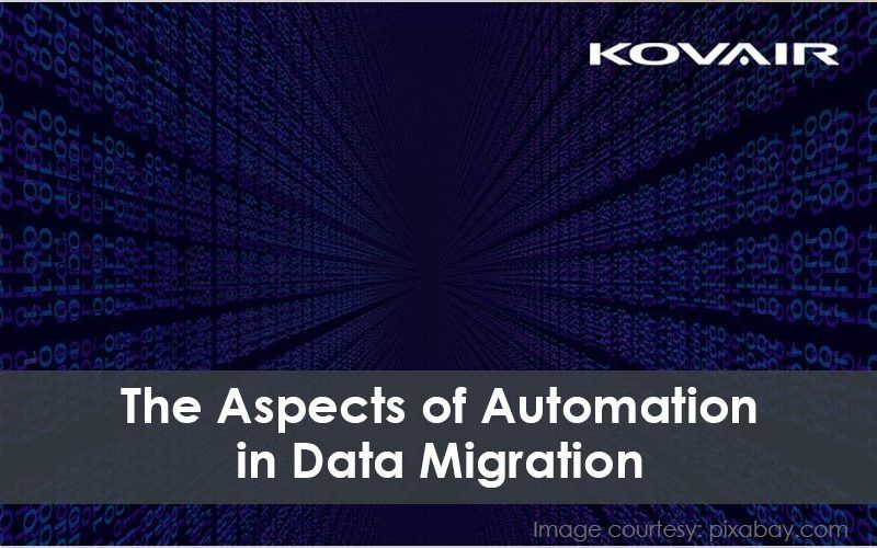 The Aspects Of Automation In Data Migration Data Migration Data