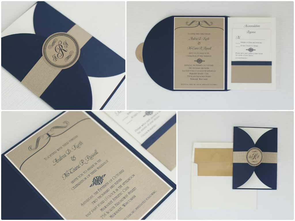 16 Military Wedding Invitations addressing military wedding ...