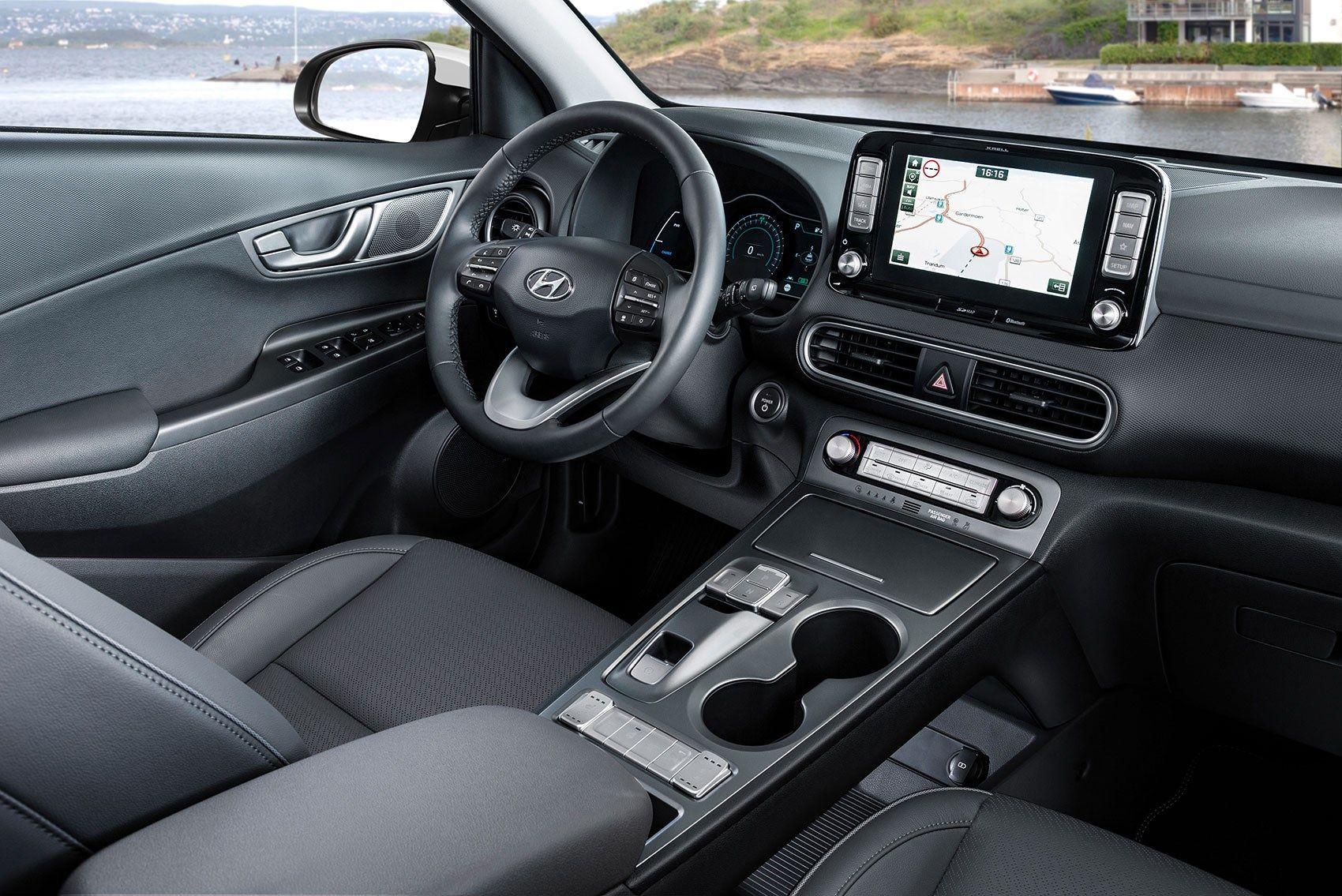 36+ Hyundai kona electric interior inspirations
