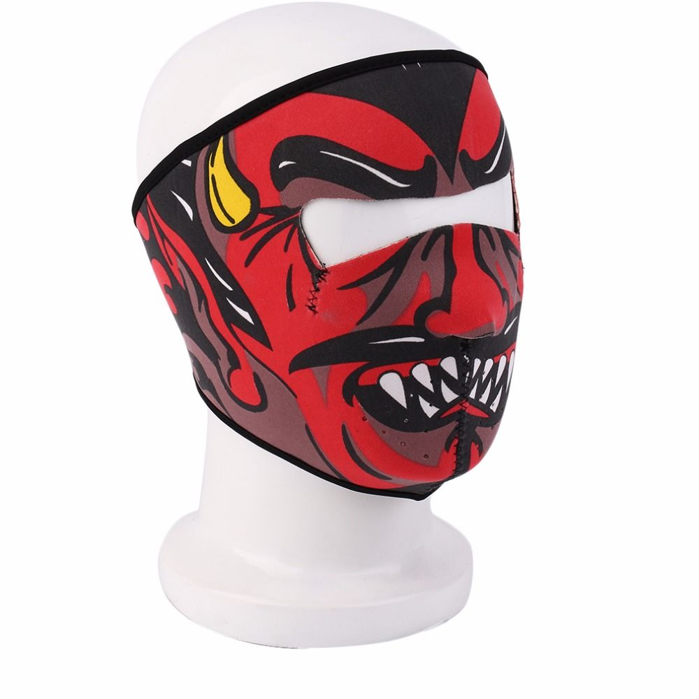 Outdoor Sports Cycling Masks Windproof Thermal Training Mask Dust Protecting Motorcycle Riding Hiking New Style