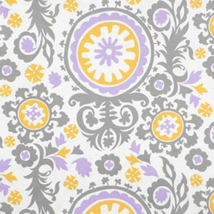 Damask Lavender Wisteria Yellow and Grey Fabric Damask - Google Search