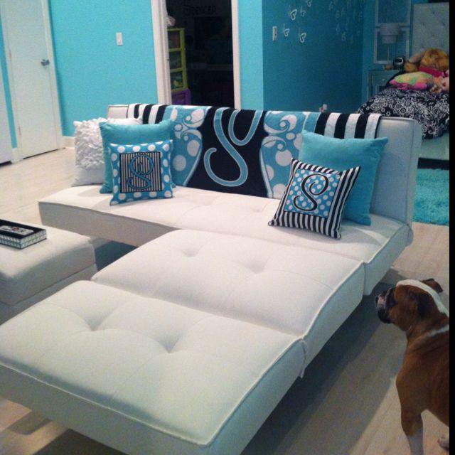 Best 25 Blue Girls Bedrooms Ideas On Pinterest Pink