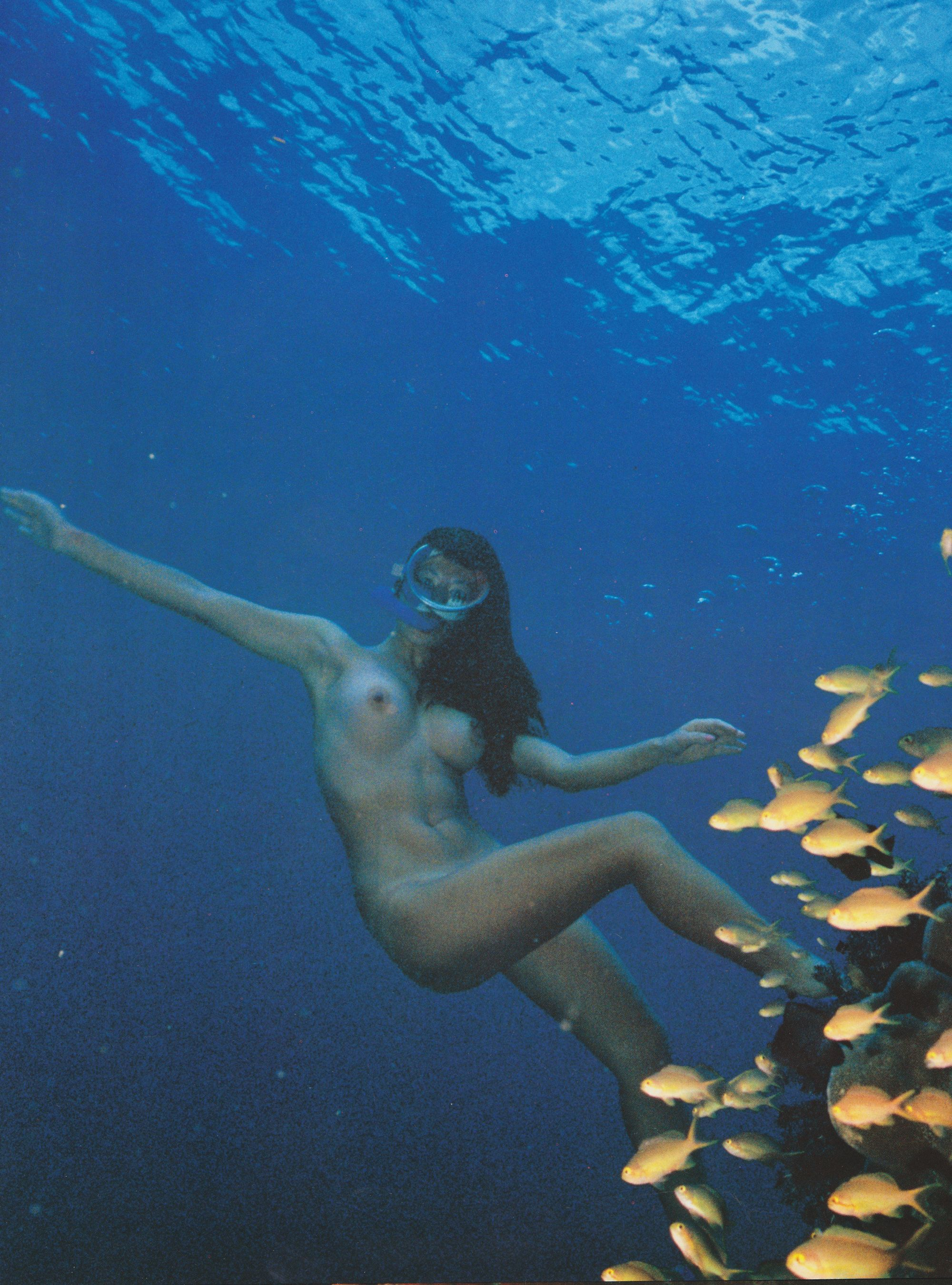 Holding naked women underwater movies — 8