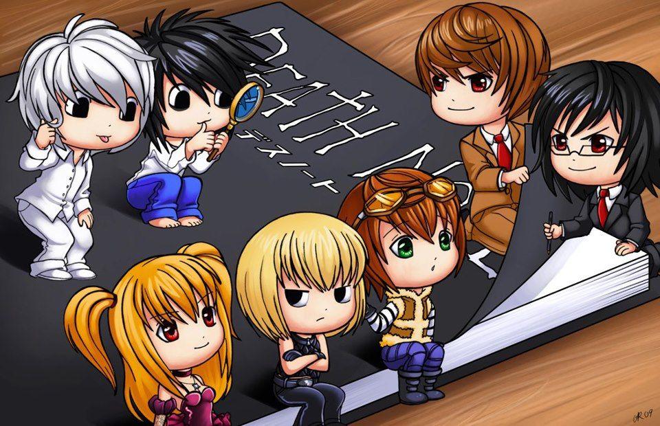 Imagen sobre Death note l de Angela Yareli en Anime ღ 1