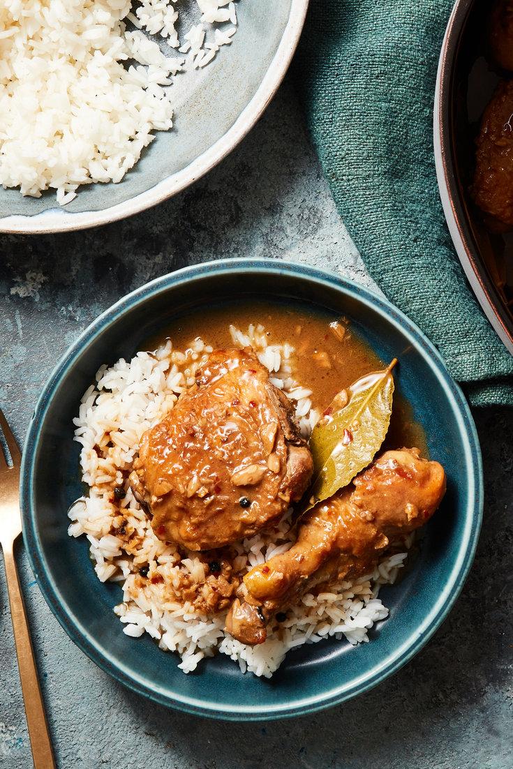 Coconut Milk Chicken Adobo Recipe NYT Cooking Adobo