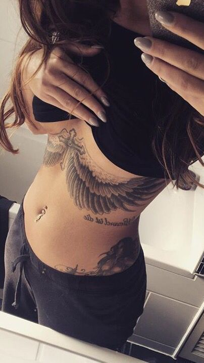 Photo of Magazine – 15 wing tattoos to fly away – Allotattoo