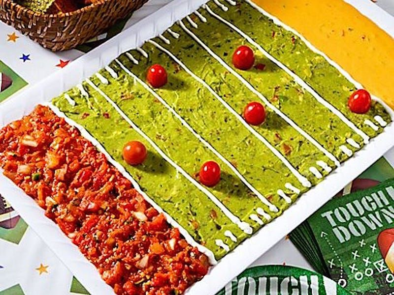 13 delicious snack stadiums to serve hungry Super Bowl partiers