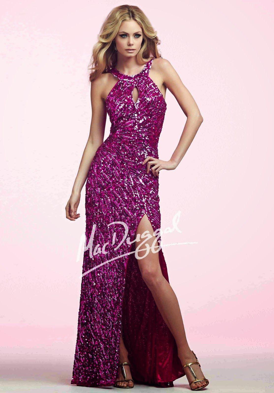 Increíbles vestidos largos de gala | Especial de vestidos elegantes ...