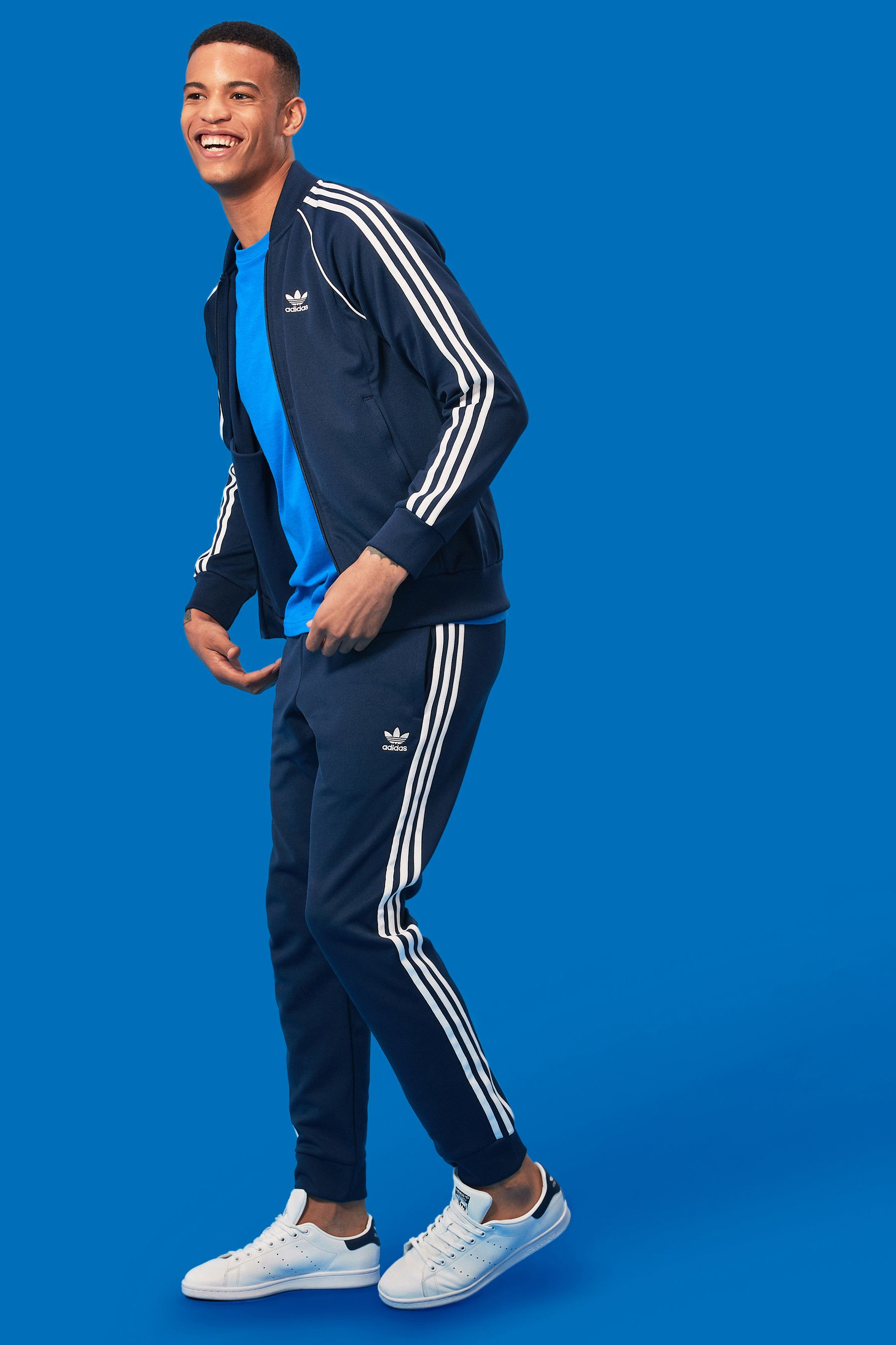 adidas Originals SUPERSTAR ADICOLOR SPORT INSPIRED TRACK TOP