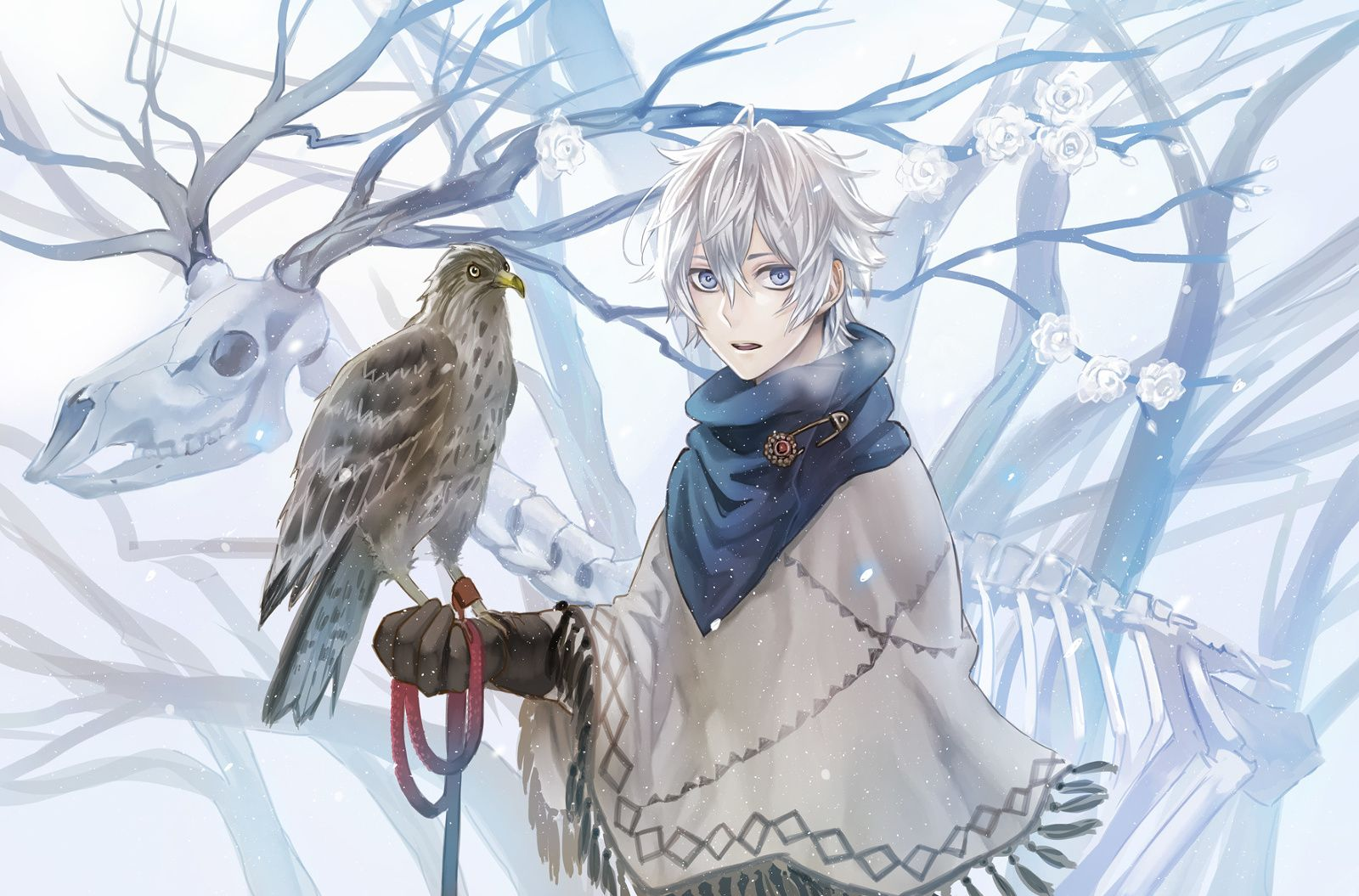 Is winter your favorite season? Art by Special Creator
