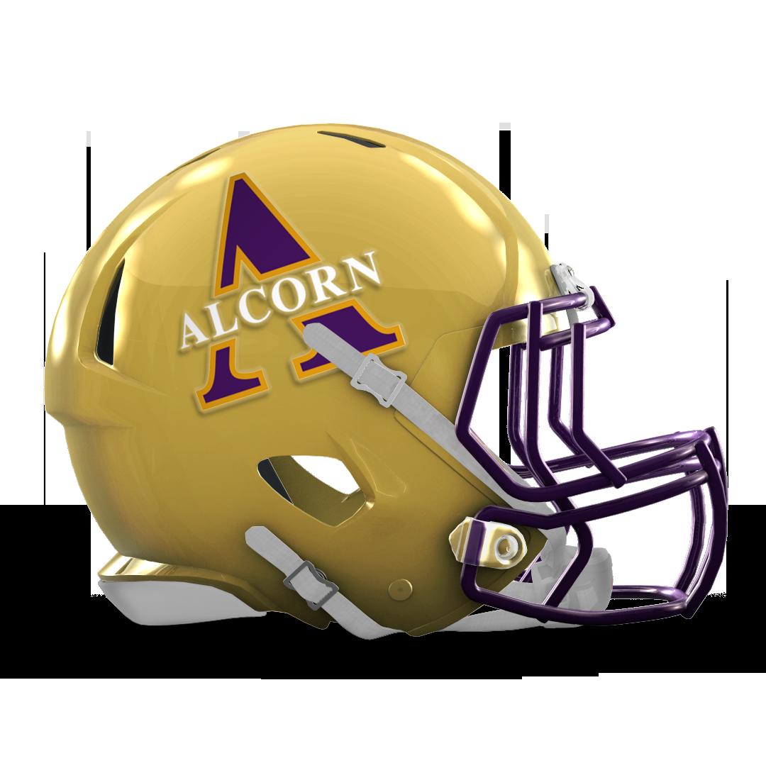 Congrats Alcorn State Braves!!!!!! Football helmets