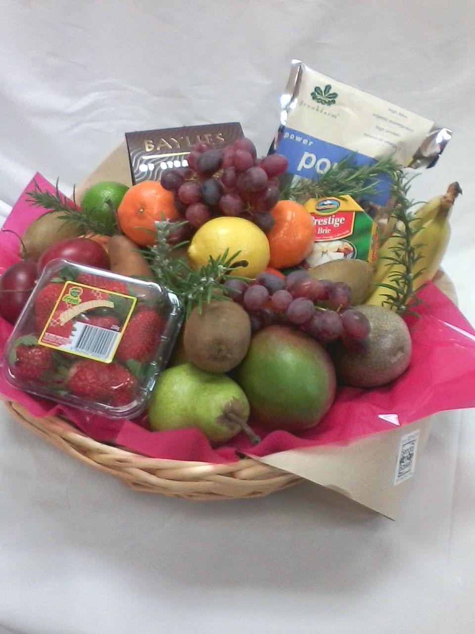 Fresh Fruit Basket from Sendabasketsa Unley. South