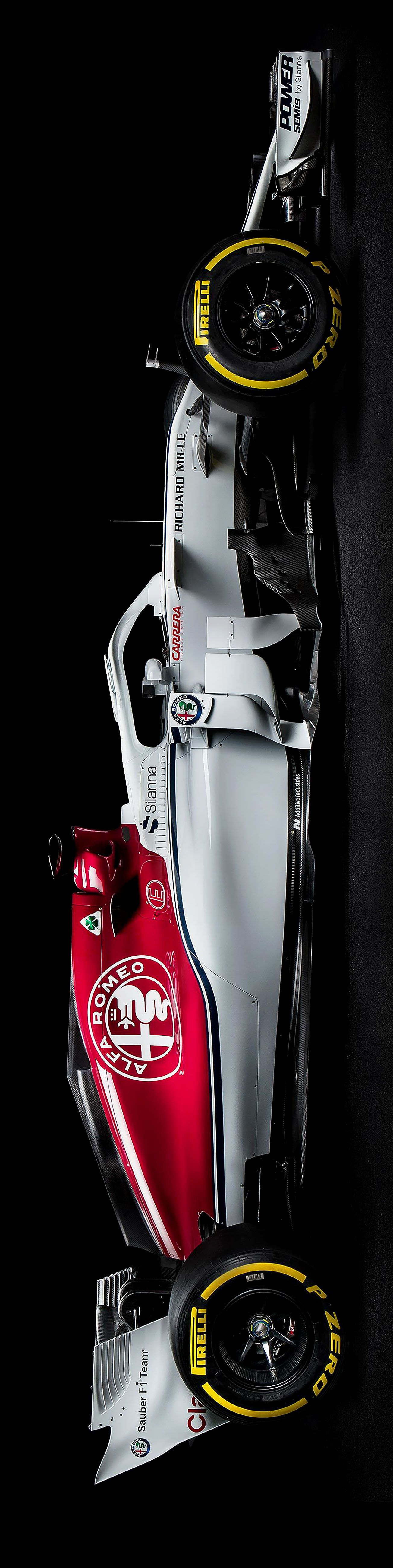 2018/2/20: Twitter: @SauberF1Team:  If you haven't already, head to our #C37 gallery for full list of beauty shots  The cars, drivers' helmets, team kit... galore! sauberf1team.com/photos  #AlfaRomeoSauberF1Team #Formula1 #F1 #AlfaRomeo #Sauber #SauberF1Team  #F1 #2018F1 #FormulaOne