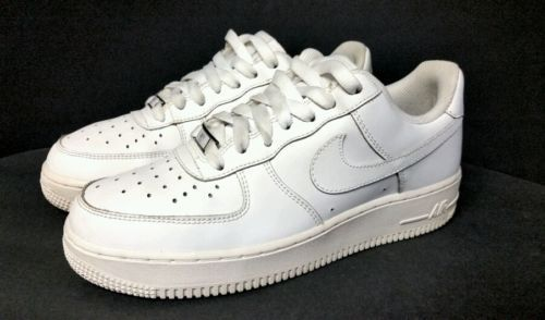 Nike White Nike Air Force 1 3 Infants Trainers | AlexandAlexa