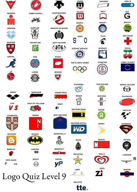 Pin De Andrei Oropeza En Logos Logo Del Juego Logos De Marcas Logo Quiz Nivel 6