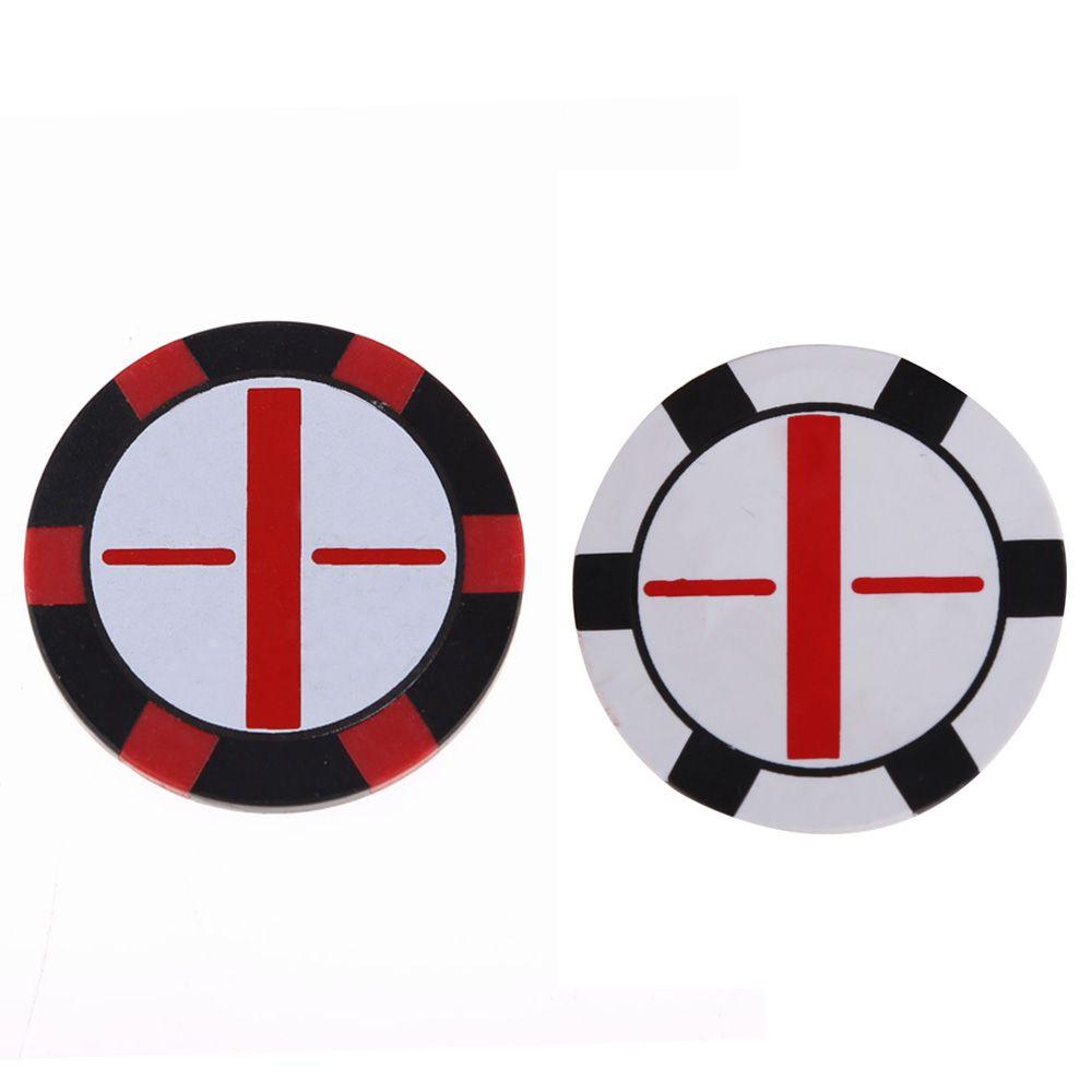 Flat Golf Ball Marker Push Shot 15inch Golf Accessory Ironabs Lb