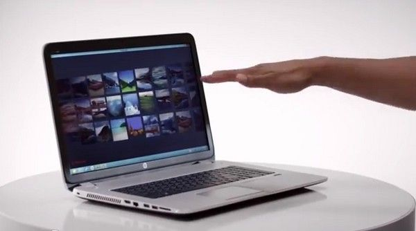 New #HP ENVY17 #Laptop Comes Packed with #Leap Motion