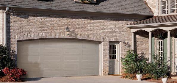 garage door sandstone color | Steel Garage Door ... on Choosing Garage Door Paint Colors  id=26866