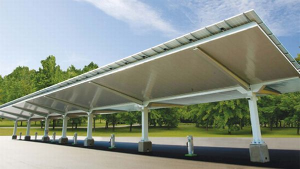 10 Electric Vehicle Charging Stations Harvesting Clean Solar Energy Green Diary Green Liv Electric Vehicle Charging Station Electric Vehicle Charging Solar