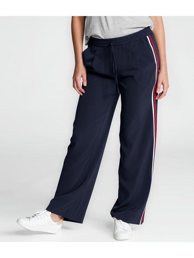 Spodnie, Niebieski, Woman - KappAhl