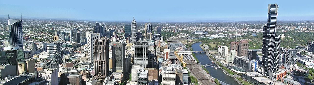 Australia, Melbourne Panorama #australia, #melbourne, # ...