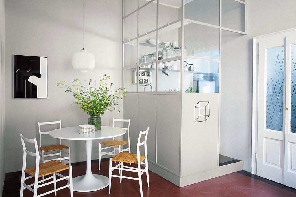 Open space: come dividere cucina e soggiorno - CASAfacile | Idee ...
